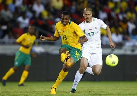 Algeria Vs South Africa