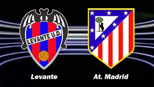 Atletico Madrid Vs Levante