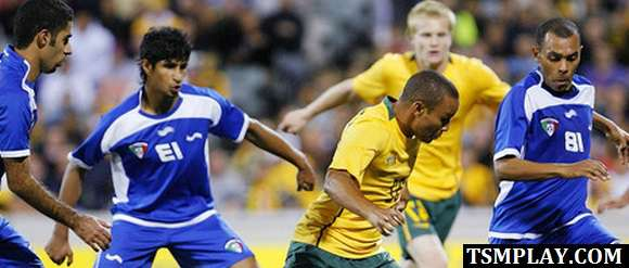 Australia vs Kuwait Live Coverage