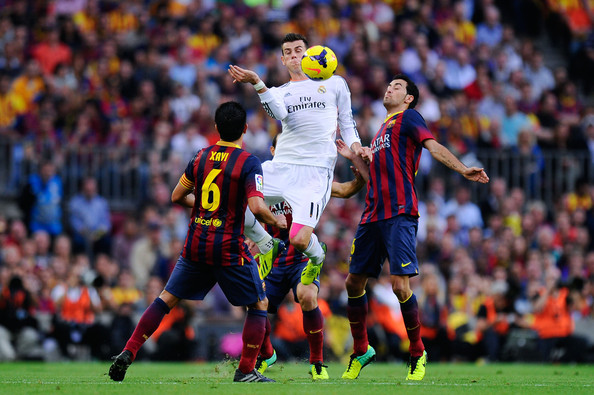 Barcelona and Real Madrid Matches in La Liga