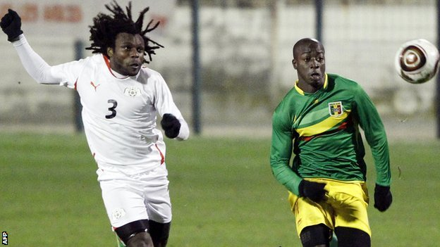 Burkina Faso Vs Congo