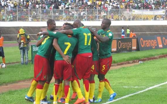 Cameroon Vs Guinea
