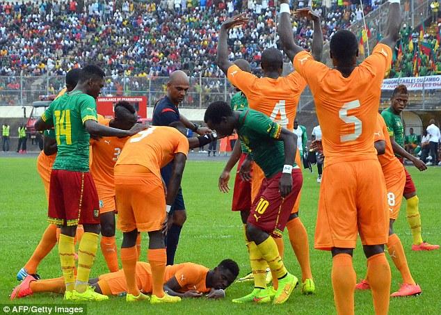 Cameroon 0 - 1 Ivory Coast 2015 AFCON