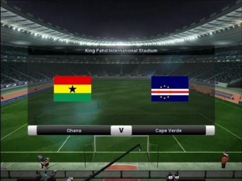 Cape Verde Islands Vs Zambia