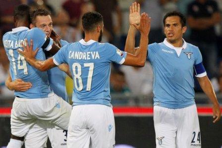 Cesena vs Lazio