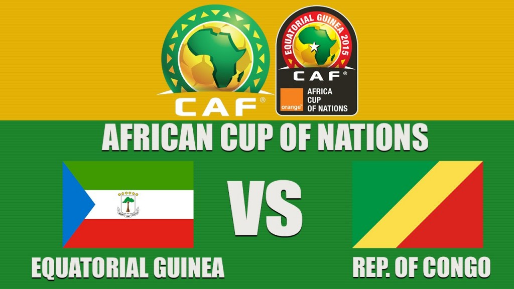 Equatorial Guinea VS Congo
