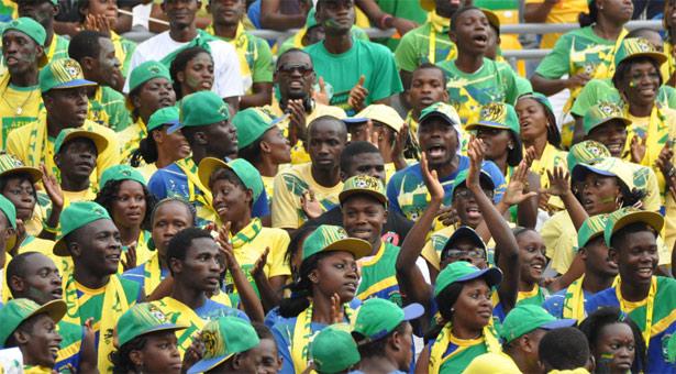 Equatorial Guinea VS Gabon 2
