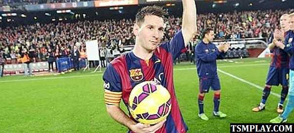 Lionel messi 90 goals in single season