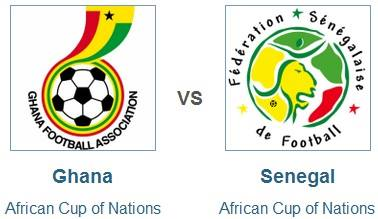 Ghana VS Senegal