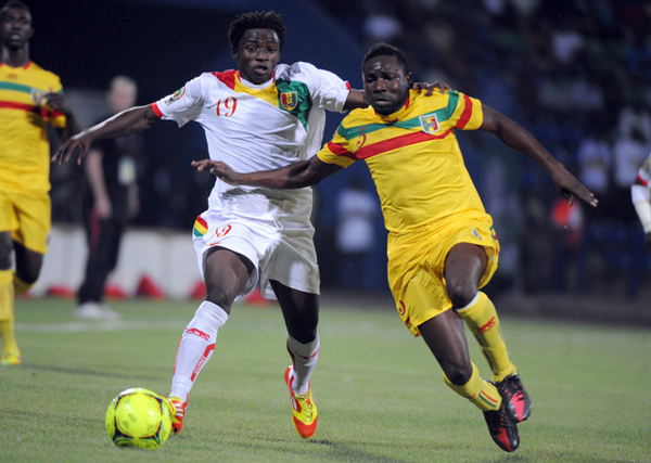Guinea Vs Mali