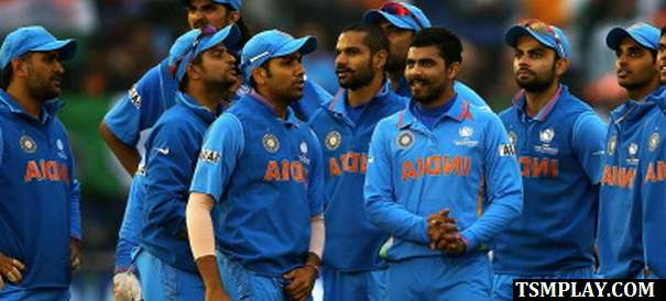 Indian Team Squad for ICC World Cup 2015