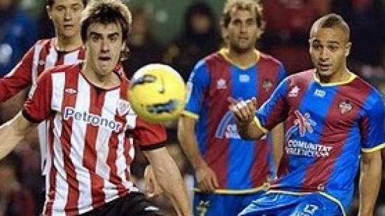 Levante Vs Athletic Bilbao