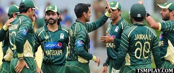 Pakistan players list WC2015