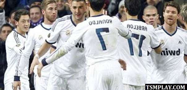 Watch all Real Madrid games goals