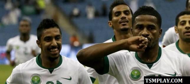 Saudi Arabia vs China Match Coverage