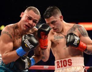 brandon rios vs mike alvarado 3 fight video