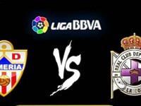 Almeria Vs Deportivo La Coruna