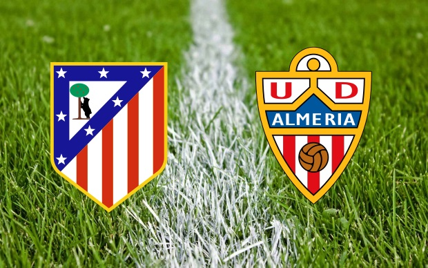 Atletico Madrid Vs Almeria