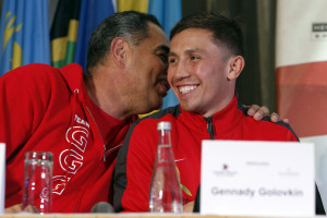 Gennady Golovkin vs Martin Murray