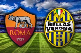 Hellas Verona V Roma