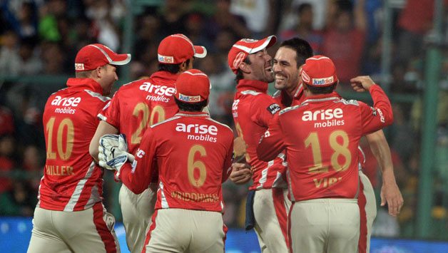 IPL 8 2015 team squad of Kings XI Punjab