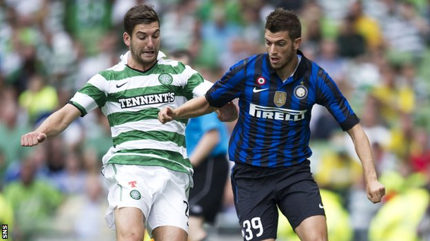 Inter Milan Vs Celtic