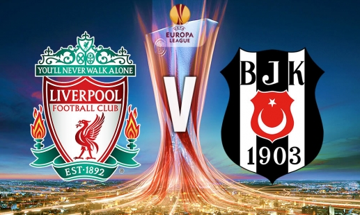 Liverpool Vs Besiktas