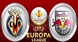 Red Bull Salzburg Vs Villarreal