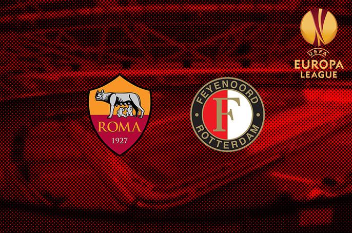 Roma Vs Feyenoord