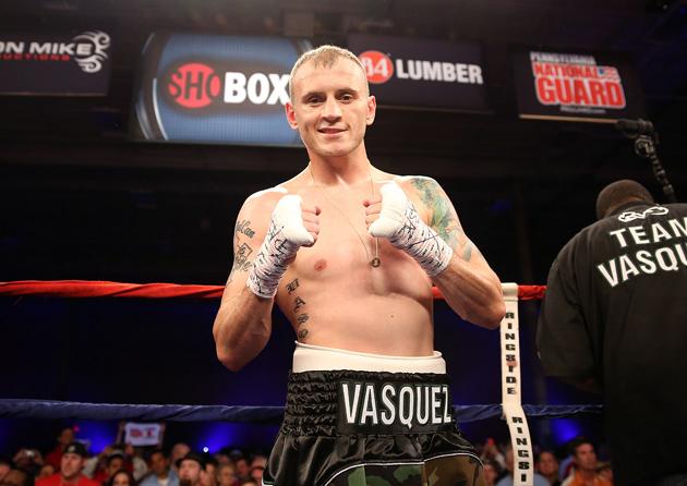 Sammy Vasquez Vs Emmanuel Airtel lartey