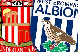 Sunderland Vs West Bromwich Albion