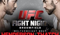 ufc fight night 60 benson henderson vs brandon thatch full fight video live streaming