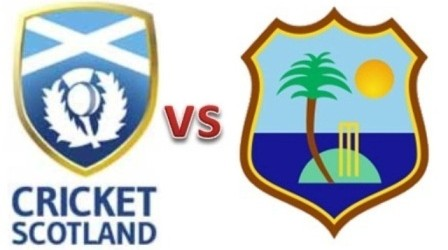 West Indies Vs Scotland