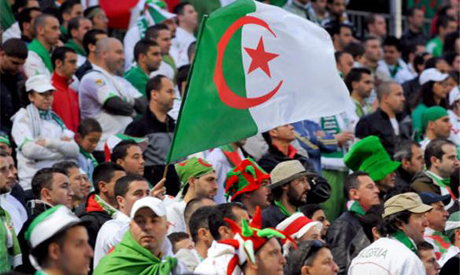 Algeria Vs Qatar football