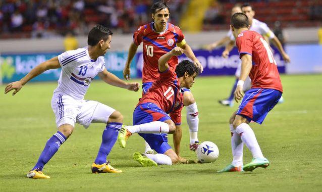 Costa Rica Vs Paraguay