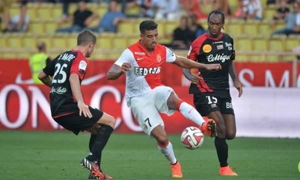 Evian Thonon Gaillard Vs Monaco