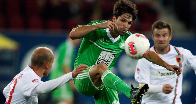 FC Augsburg V Wolfsburg