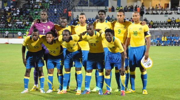 Gabon Vs Mali