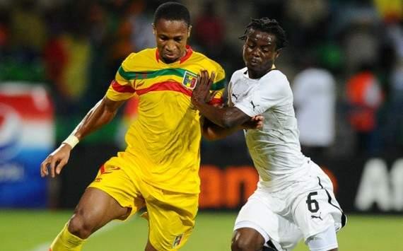 Ghana Vs Mali