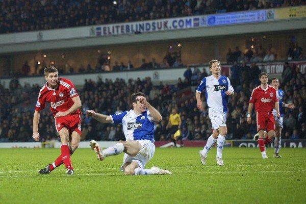 Liverpool Vs Blackburn Rovers
