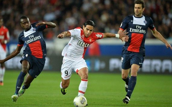 Monaco Vs Paris Saint Germain