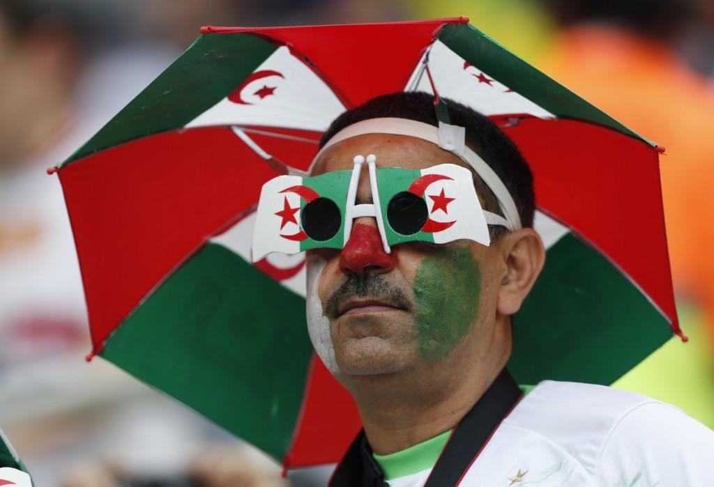 Oman Vs Algeria