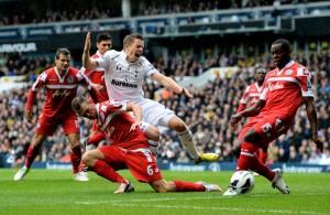 QPR vs Tottenham Hotspur