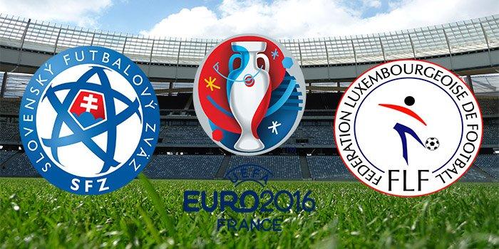 Slovakia Vs Luxembourg