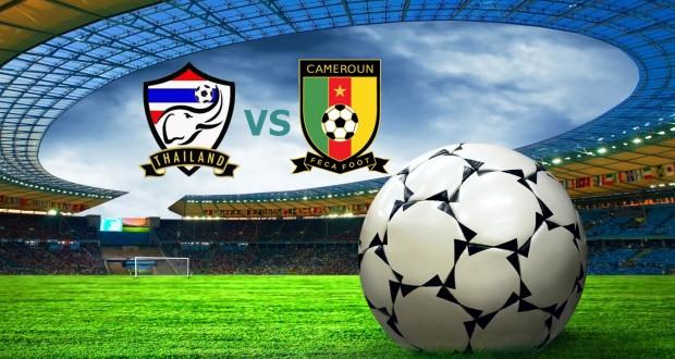 Thailand Vs Cameroon