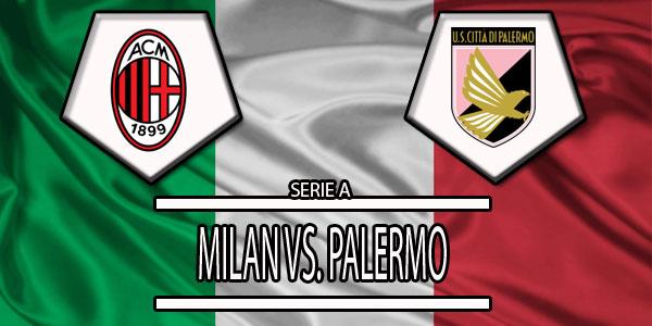 AC Milan Vs Palermo