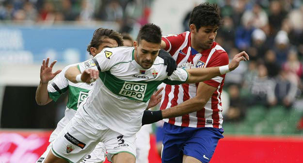 Atletico Madrid Vs Elche