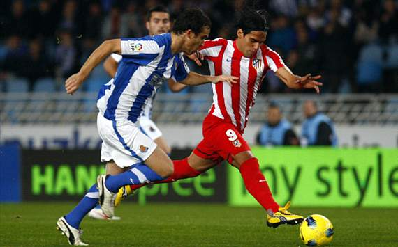 Atletico Madrid Vs Real Sociedad