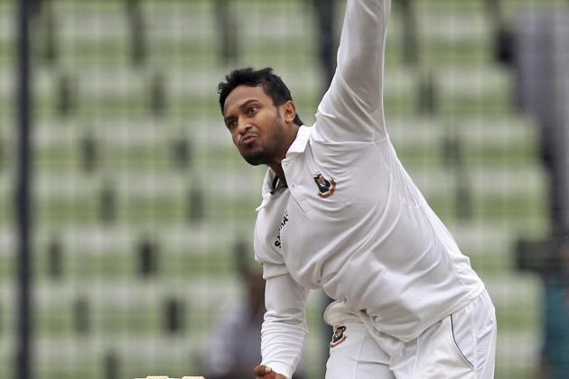 Bangladesh 1st test