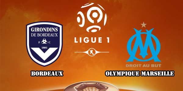 Bordeaux Vs Olympique Marseille